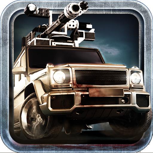 殭屍馬路殺手 - Zombie Roadkill 3D 街機 App LOGO-硬是要APP