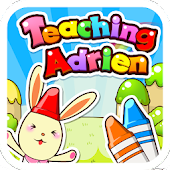 Teaching Adrien for Tablet