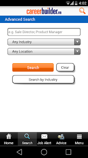 CareerBuilder.vn Job Search- screenshot thumbnail