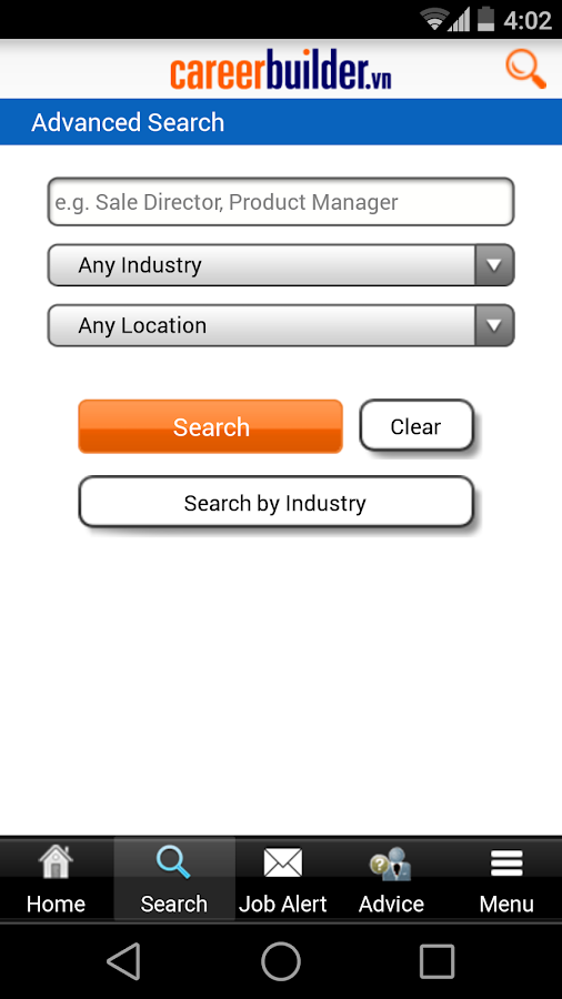 CareerBuilder.vn Job Search- screenshot
