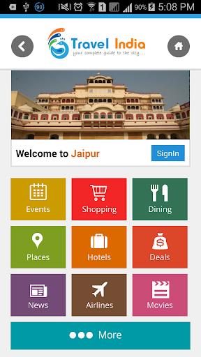 Travel Jaipur