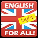 みんなのための英語!Light icon