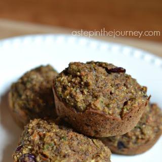 Flax Veggie Muffins