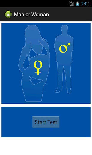 Man or Woman