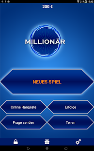 Millionär Quiz Deutsch