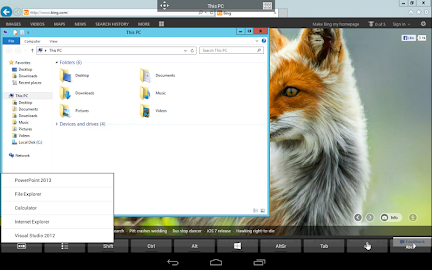 Microsoft Remote Desktop Screenshot 21