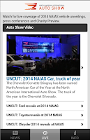 Screenshot of Detroit Auto Show - NAIAS