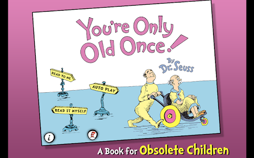 You're Only Old Once!- screenshot thumbnail