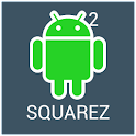Squares² Icon Pack logo