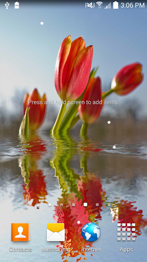 Tulips In Water III