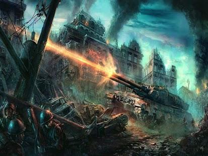 陆战之王-坦克