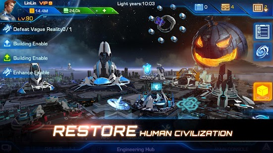 Galaxy Legend Screenshot 18