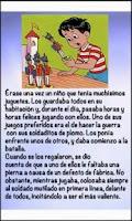 Screenshot of Cuentos Infantiles