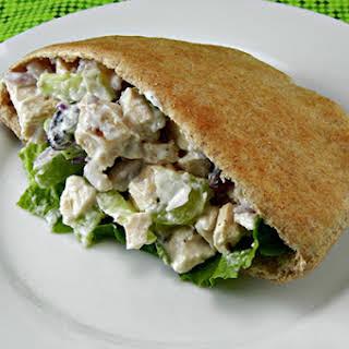 Clean Eating Chicken Salad.