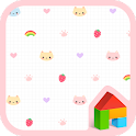 lovely lover dodol theme icon