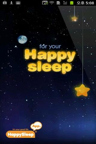 Happy Sleep english