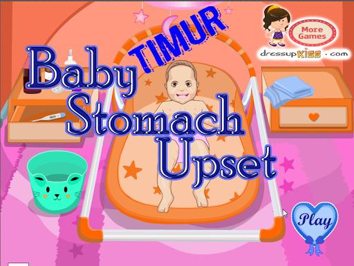 寶寶腸胃不適