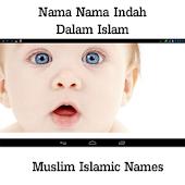 Koleksi Nama-Nama Indah Islam