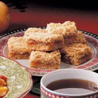 Oatmeal Apricot Squares