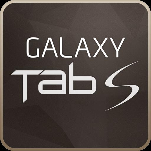 GALAXY Tab S 体験アプリ LOGO-APP點子