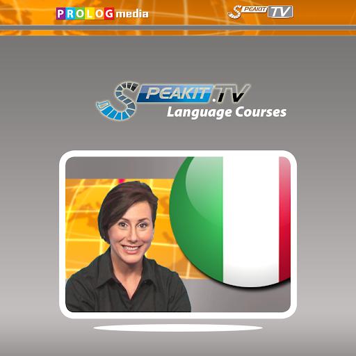 イタリア語 - SPEAKIT ビデオコース d