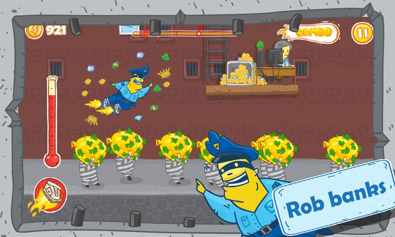 Bank Rush - screenshot