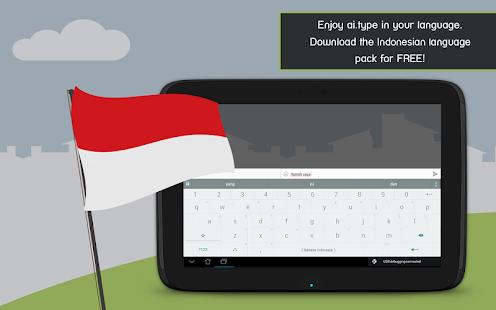 【免費生產應用App】ai.type Indonesian Prediction-APP點子