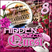Hidden Objects Quest 8