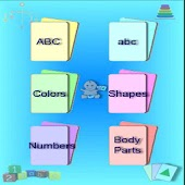 Learning Baby Flashcards Set1