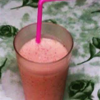 Kiwi Strawberry Smoothie.
