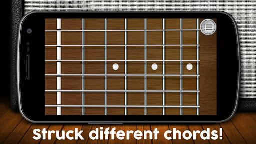【免費音樂App】Real Electric Guitar-APP點子