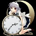 咲夜さん時計 icon