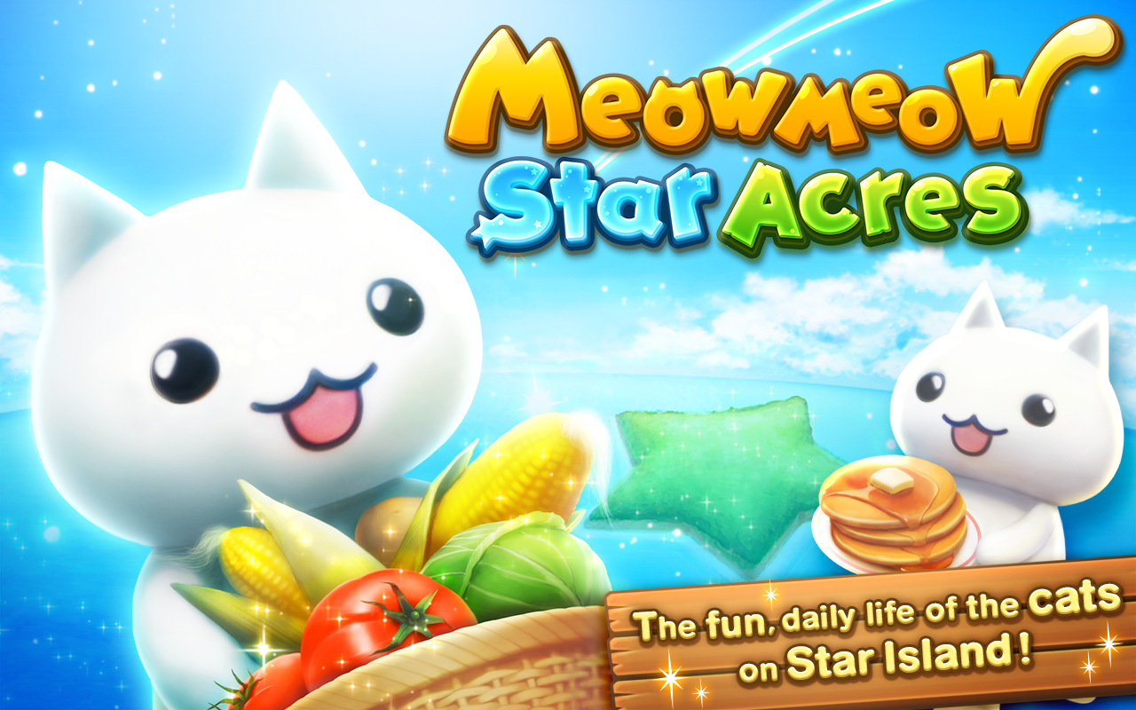 Meow Meow Star Acres - Android Apps on Google Play