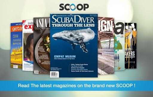 SCOOP Newsstand