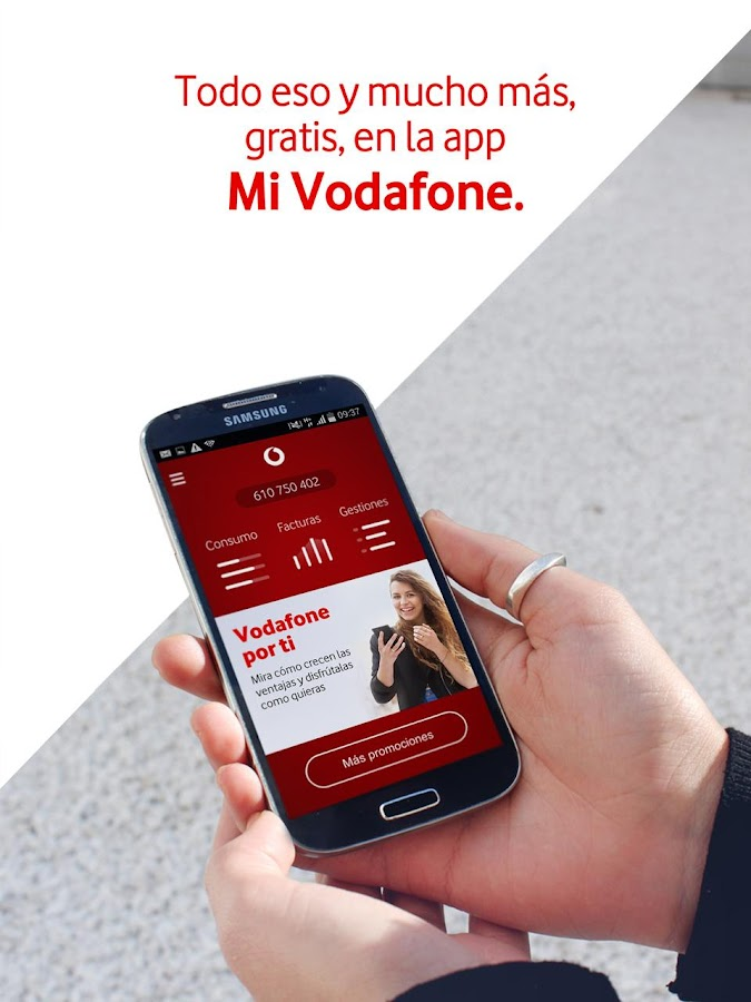 Mi Vodafone - screenshot