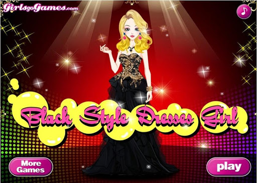 Lady Luxary Dress up