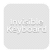Invisible Keyboard