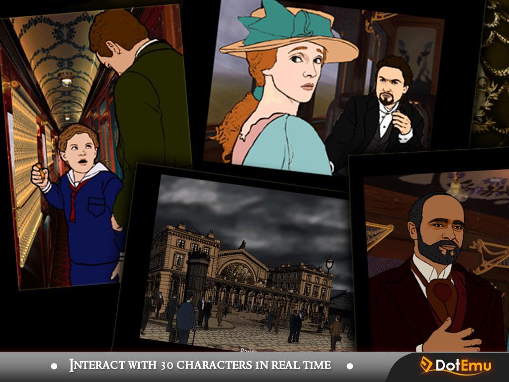 The Last Express screenshot #11