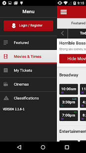 Hoyts Cinema- screenshot thumbnail