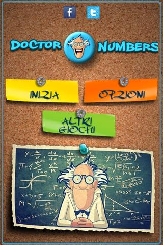 Doctor Numbers Math - screenshot