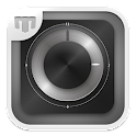 MIStyle Black Clock - UCCW icon