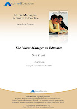The Nurse Manager as Educator