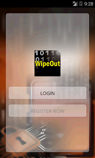 WipeOut Security Tool
