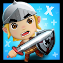 Medieval Math Battle icon