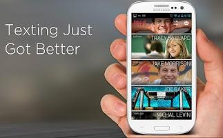 Screenshot of wivi SMS