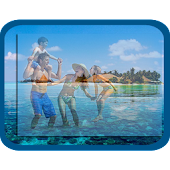 Maldives Beaches Photo Frames