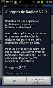 RadioMA v2.0 - Morocco - screenshot thumbnail