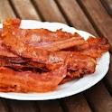 Delicious Bacon Live Wallpaper icon