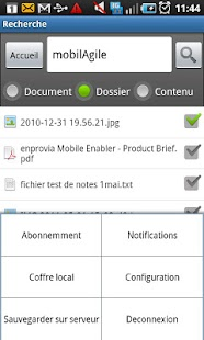 Acces ECM GED Mobile - screenshot thumbnail