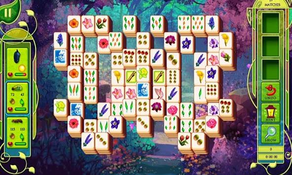 Mahjong Butterfly APK screenshot thumbnail 2